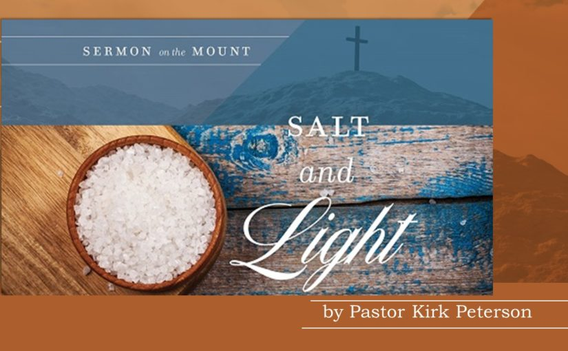 Being Salt and Light