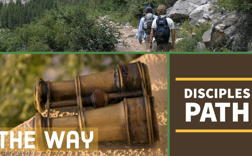Disciples Path: The Way – Discovering Christ's Path of Discipleship