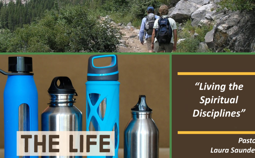 Disciples Path: The Life – Living the Spiritual Disciplines