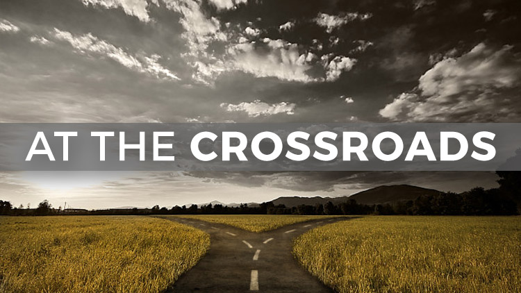 At the Crossroads: Life and Life to Share