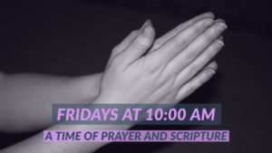 Lenten Friday Prayer Service