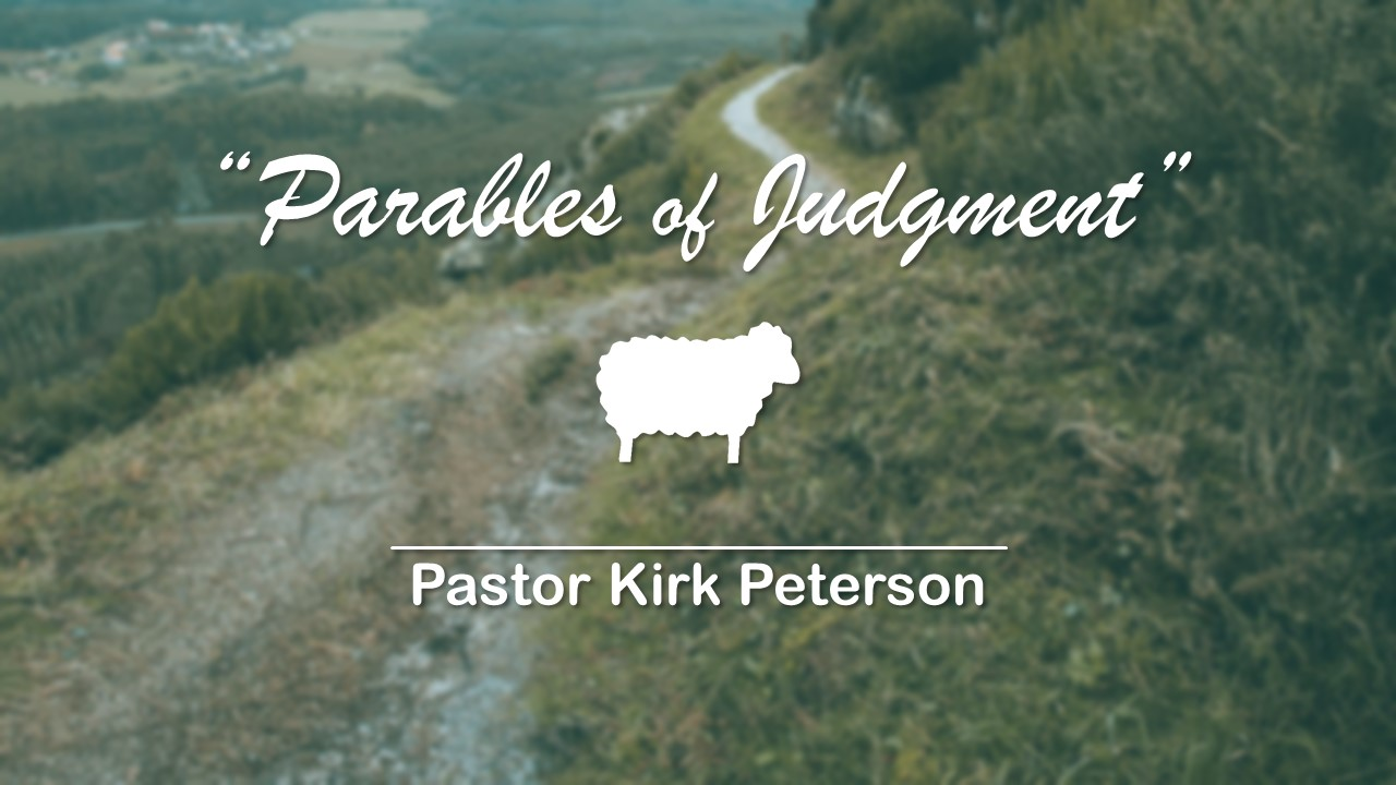 Parables of Judgement