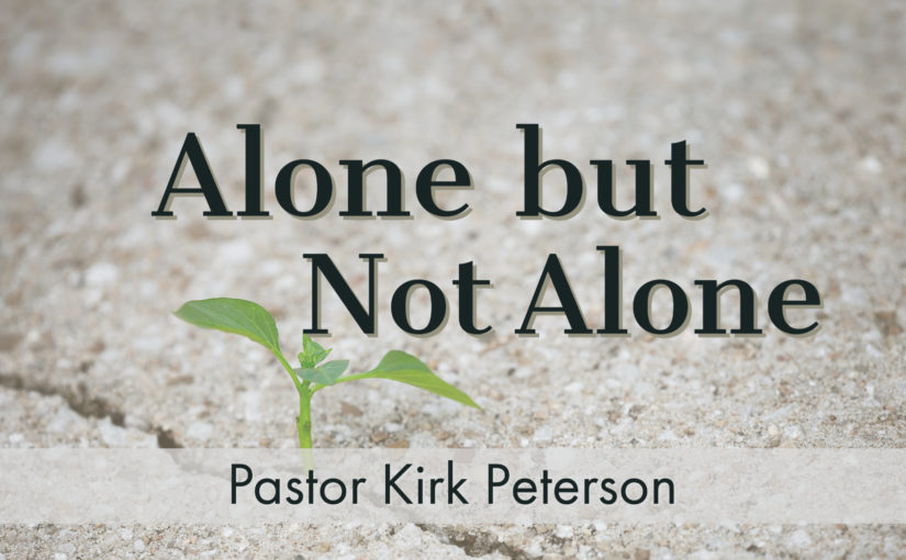 Alone But Not Alone