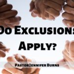 Do Exclusions Apply?