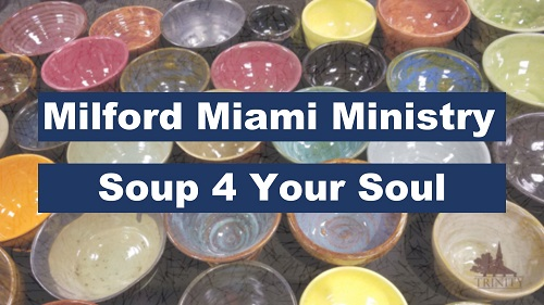 Milford Miami Ministry Empty Bowl Dinner