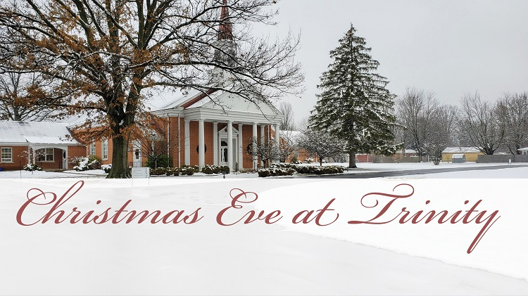 Christmas Eve at Trinity