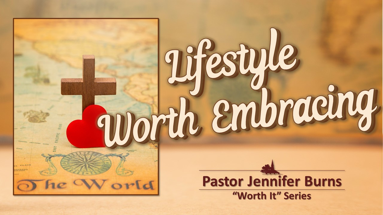 Wroth It Series: Lifestyle Worth Embracing